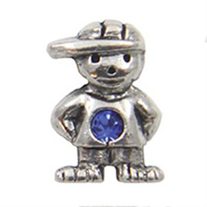 Picture of September Boy Birthstone Charm